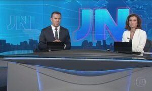 Jornal Nacional - Edição de 10 maio de 2018