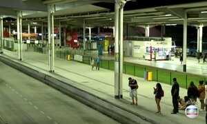 Fantástico mostra funcionamento do transporte público e das escolas nesta segunda (28)