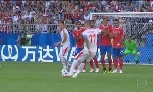 Sérvia vence a Costa Rica por um a zero