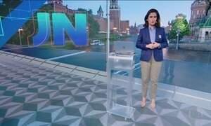Jornal Nacional - Edição de 21 de junho de 2018