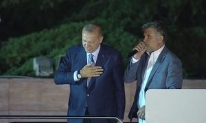 Erdogan é reeleito presidente da Turquia