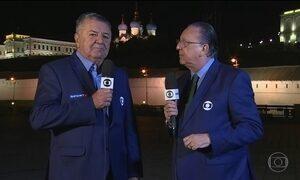 Árbitro da final da Liga dos Campeões vai apitar de Brasil e Bélgica, diz Arnaldo