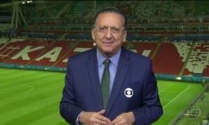 'Por que não Tite permanecer na seleção?', pergunta Galvão