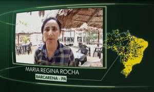 Vídeos de Barcarena, Turvânia, Muitos Capões, Bom Sucesso, Brejo Alegre e Ruy Barbosa