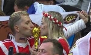 Uma Copa do Mundo vai muito além do resultado