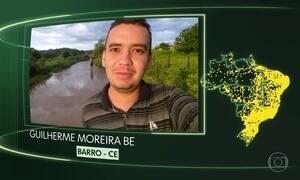 Barro, Monte Alegre do S., Santa Carmem, Floresta do Araguaia, Tijucas, Rio Pardo de Minas
