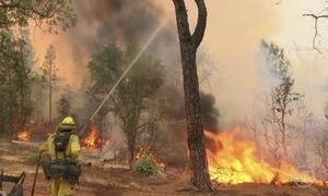 Mais de 38 mil moradores saem de casa por causa de incêndio na Califórnia