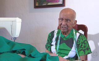 Alfaiate do calunga morre aos 84 anos (Divulgação/ Polícia Federal)