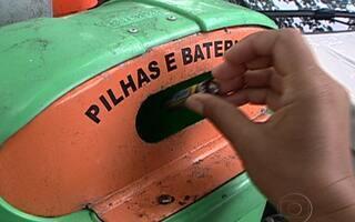 Rio promete aumentar  coleta seletiva