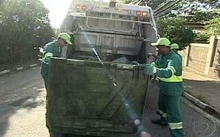 Nove entre 10 casas separam o lixo em Itu
