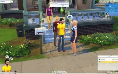 Como usar código no The Sims 4