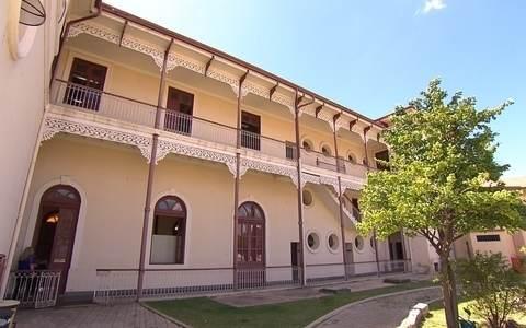 Casa do Conde é ponto turístico de BH