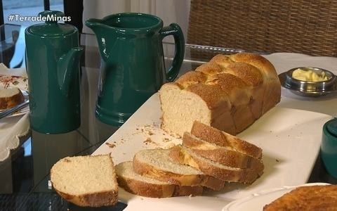Aprenda receita de uma deliciosa rosca ()