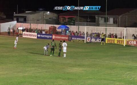 Murici vence CSE e segue com chance de classificação no Alagoano