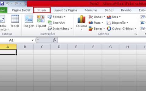 Como colocar marca d'água em planilhas do Microsoft Excel