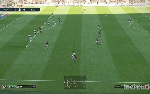 PES 2019 - Gameplay da versão demo do jogo