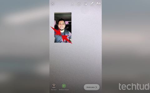 Como fazer colagens de fotos nos Stories do Instagram sem instalar nada