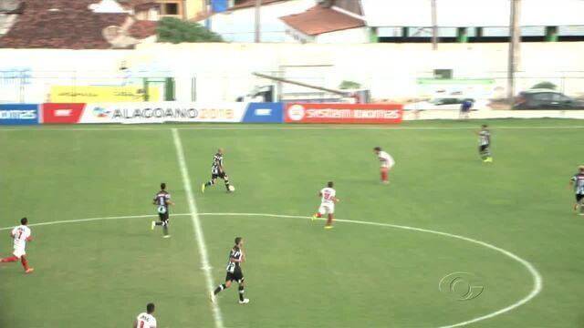 ASA bate o Penedense e se  reabilita no Alagoano: veja os gols