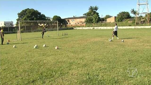 São Francisco e São Raimundo intensificam treinamentos visando a Série D