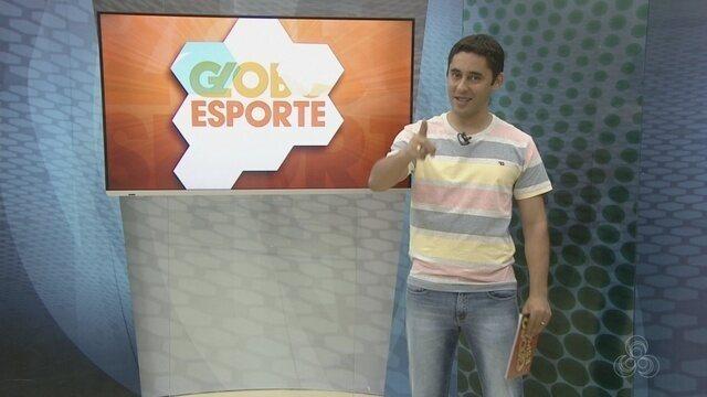 Confira a íntegra do programa Globo Esporte RR - 25/06/2016