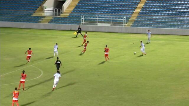 Confira os gols da goleada  cearense sobre o Cangaceiro