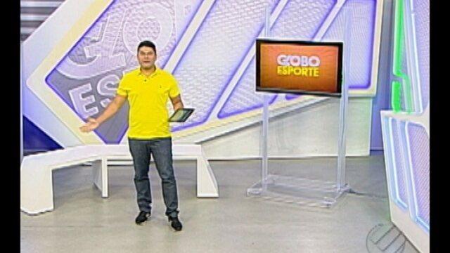 Veja o Globo Esporte Pará desta segunda-feira (25)