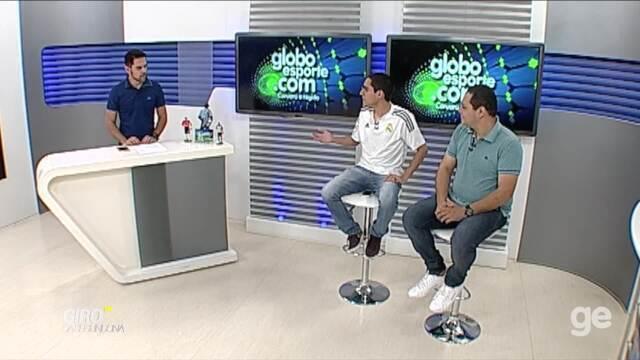 """GloboEsporte.com lança programa  """"Giro da Segundona""""; assista à estreia"""