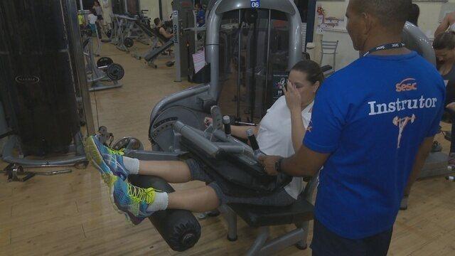 Alguns cuidados devem ser tomados antes do início de exercícios físicos