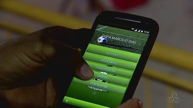 No Amapá, torcedores criam aplicativo para ajudar a acompanhar a Copa Marcílio Dias