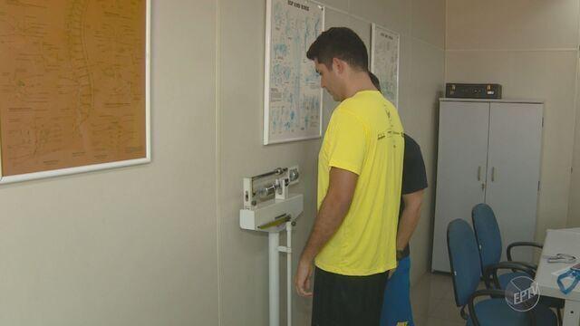 Caio Maciel mostra os resultados da preparação para a Integração