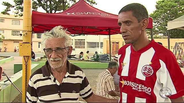 Gol mais rápido do Brasileirão faz 27 anos