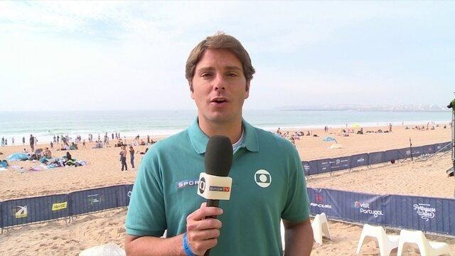 A partir de 2017, etapa brasileira do  Mundial de Surfe será em Saquarema