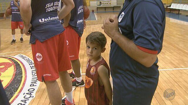 Franca Basquete segue firme nos treinos para o Novo Basquete Brasil