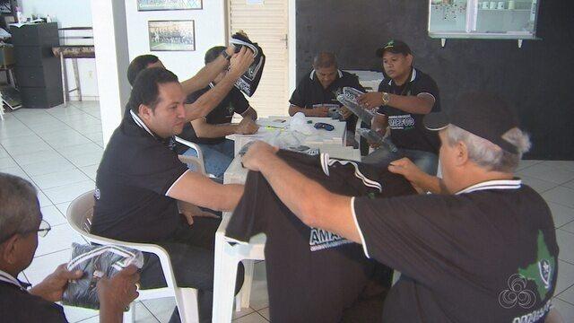 Ex-jogadores Mendonça e Sandro são presenças vips no 9º aniversário da Amapáfogo