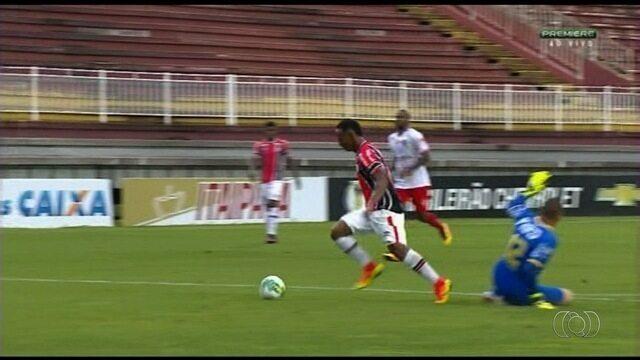 Vila Nova perde do Joinville  na despedida da temporada