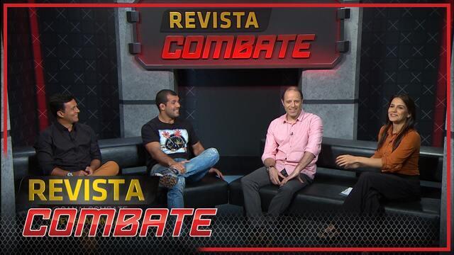 Rodolfo Vieira diz que gostaria de ser mistura de Demian e Jacaré como lutador de MMA