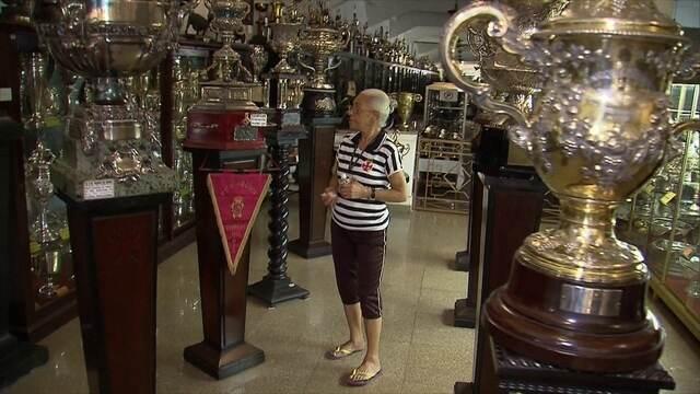 Ídolos e funcionários antigos do Vasco lembram  as grandes histórias de São Januário