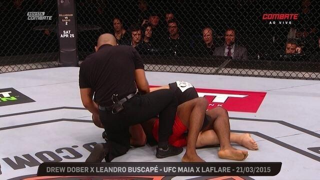 Veja outros erros de árbitros que  causaram muita polêmica no UFC!