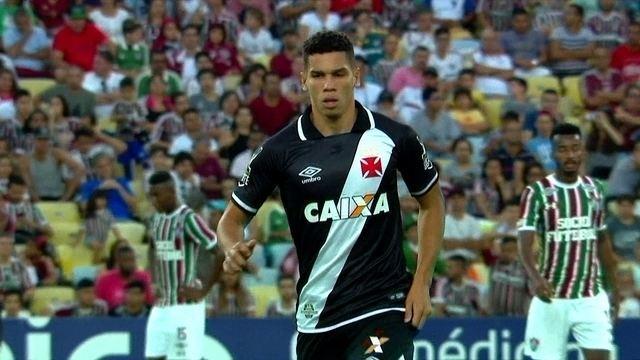 BLOG: Paulinho, jovem atacante do Vasco, espera brilhar no Brasileirão 2018