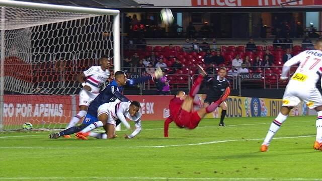 Melhores momentos: São Paulo 0 x 0 Internacional pela 10ª rodada do Campeonato Brasileiro