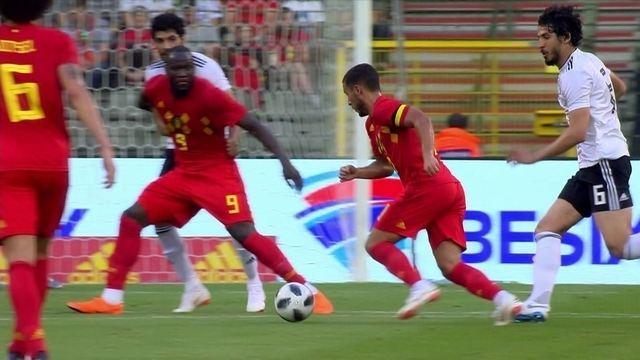 BLOG: Bélgica pronta para a Copa. Egito também
