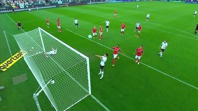 Os gols de Corinthians 1 x 1 Internacional pela 26ª rodada do Brasileirão 2018
