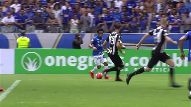 Melhores momentos de Cruzeiro 1 x 1 Atlético-MG pela 3ª rodada do Campeonato Mineiro