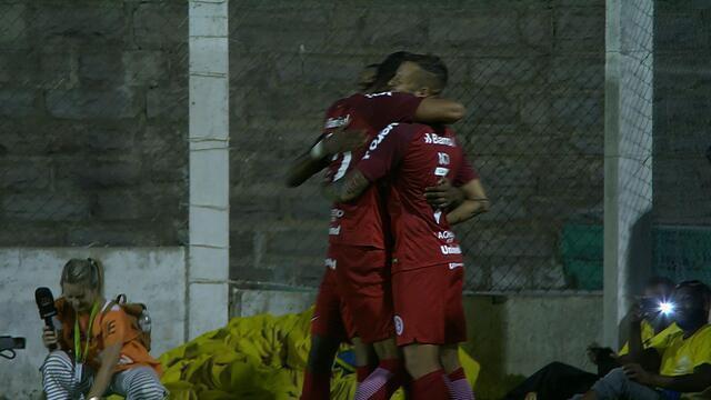 GOL DO INTER!!! Nico López recebe dentro da área e finaliza no cantinho aos 29' do 2T