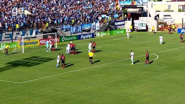 Confira os melhores momentos entre Brasil de Pelotas 0x0 Grêmio pelo Gauchão