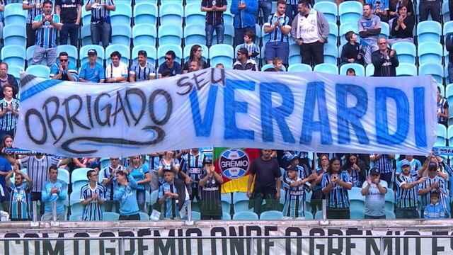 Homenagem a Antônio Carlos Verardi