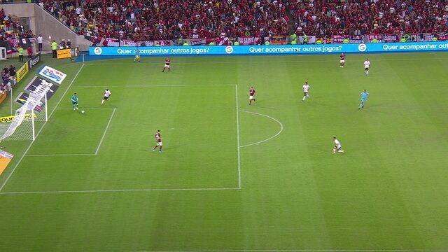 Melhores momentos: Flamengo 1 x 0 Corinthians pela Copa do Brasil