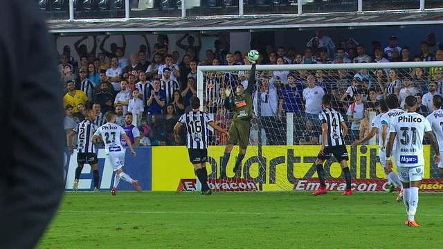 Melhores Momentos: Santos 3 x 1 Atlético-MG pela 8ª rodada do Brasileirão 2019