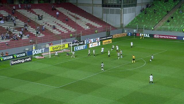 Melhores momentos de Atlético-MG 2 x 1 Ceará pela 22ª rodada do Brasileirão