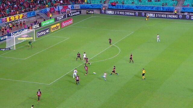 Melhores momentos de Vitória 2 x 2 Sport pela 26ª rodada do Campeonato Brasileiro da Série B